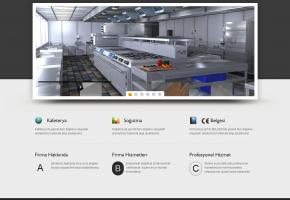 Özkrom Mutfak   Endüstriyel Mutfak Ürünleri