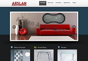 Arslan Cam Mobilya Aksesuar