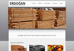 Erdoğan Dış Ticaret Gıda Sanayi ve İnşaat Turizm Ltd. Şti.