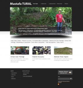 Mustafa TURAL • Sanayi  Ticaret  Tarım ve Orman Hizmetleri