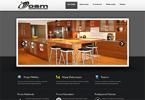 OSM Ahşap Mobilya Dekorasyon ve Tasarım