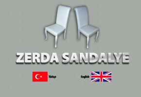 Zerda Sandalye